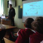 Спасатели Тюменской областной службы экстренного реагирования продолжают заниматься профилактическими мероприятиями в школах Тюмени и области