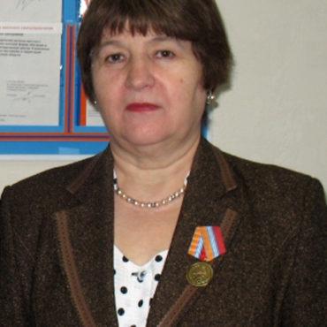 Шорина Раиса Александровна