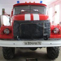 Профессиональная подготовка работников муниципальной пожарной охраны Тюменской области