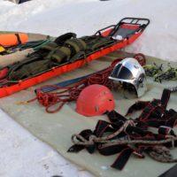 Спасатели ТОСЭР принимают участие в учебных сборах РЦДППВ «Аванпост»