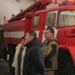 Работа по созданию и развитию  муниципальных постов пожарной охраны  в Тюменской области