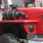 Новое поступление пожарных автоцистерн  для муниципальной пожарной охраны Тюменской области