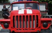 Передача новых пожарных автоцистерн муниципальным образованиям Тюменской области.