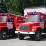Пожарные автоцистерны для муниципальной пожарной охраны Тюменской области