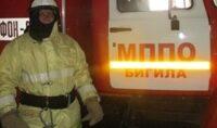 Проверка организации дежурства на муниципальных постах пожарной охраны  Заводоуковского городского округа