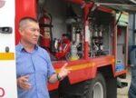 Муниципальная пожарная охрана Юргинского района