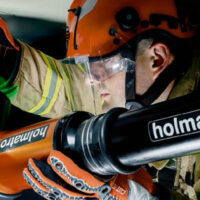 Презентация новой модели аварийно - спасательного оборудования