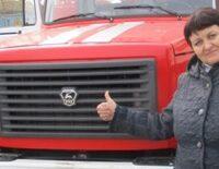 Новая пожарная автоцистерна для Агаракского сельского поселения