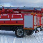 В Юргинском районе Тюменской области  создан новый муниципальный пост пожарной охраны