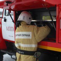 О готовности сил и средств муниципальной пожарной охраны
