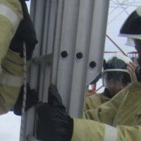 Муниципальная пожарная охрана Вагайского района Тюменской области.