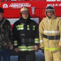 Муниципальная пожарная охрана Ишимского района Тюменской области.