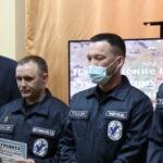 Соревнования по военно-прикладному плаванию и водолазной подготовке среди команд студенческих военно-патриотических объединений и оперативных служб Тюменской области