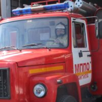 Муниципальная пожарная охрана Заводоуковского городского округа