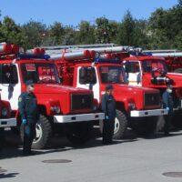 Новые пожарные автоцистерны для муниципальных постов пожарной охраны Тюменской области