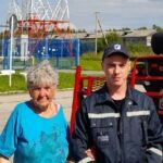 Пенсионерка пять дней провела на болотах под Тобольском.