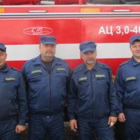 Проверка деятельности муниципальных постов пожарной охраны  Ишимского и Казанского районов